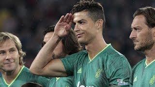 Cristiano Ronaldo - Goals & Skills - Charity Match 2019