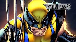 Wolverine claws into DEATH BATTLE!