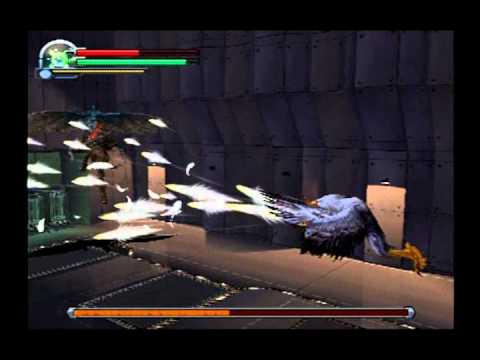altered beast PS2 final boss (HARD MODE)