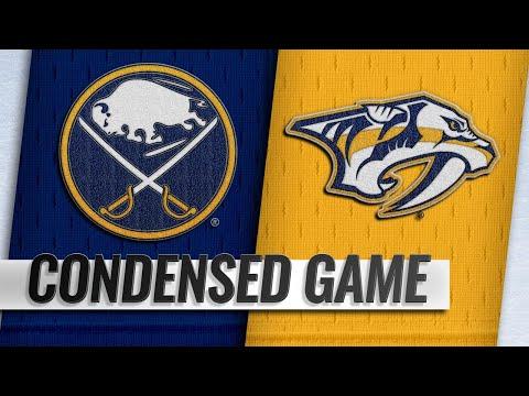 12/03/18 Condensed Game: Sabres @ Predators