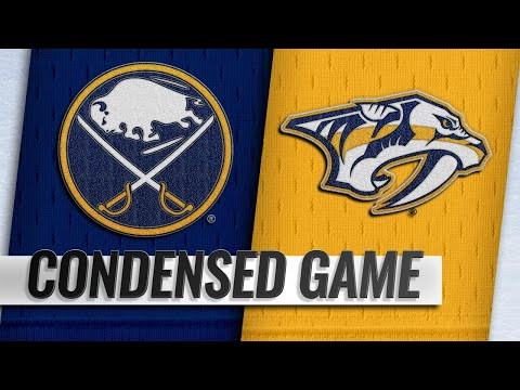12/03/18 Condensed Game: Sabres @ Predators