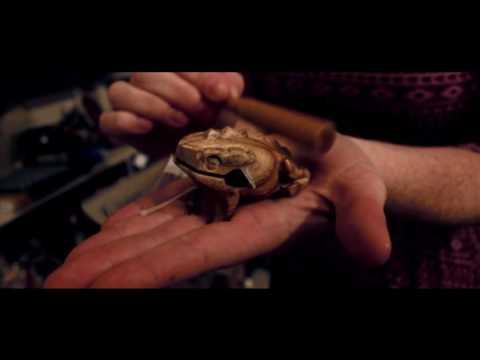 Fair Trade Frog Rasp