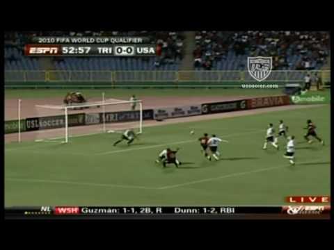 MNT vs. Trinidad and Tobago: Highlights - Sept. 9, 2009