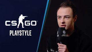 Playstyle: Dust2 with Kvik