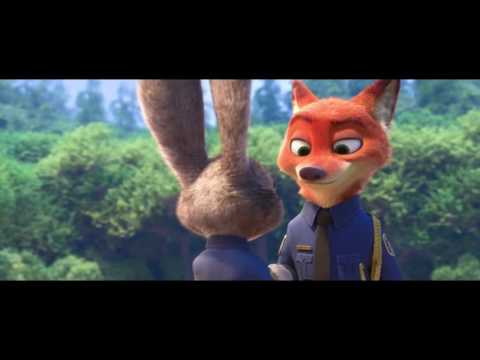 Zootopia  Cant Stop This Feeling