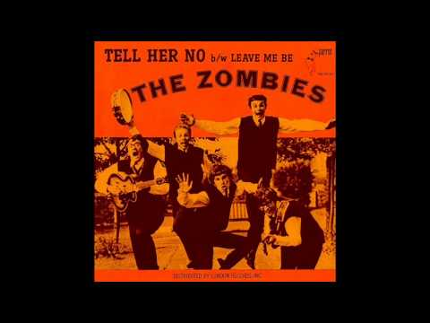 The Zombies - Leave Me Be. (Backing Track - Take 1)