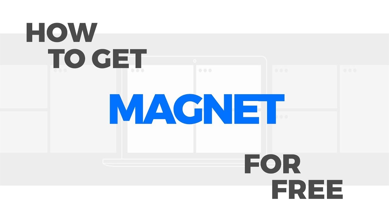 magnet window manager windows 10