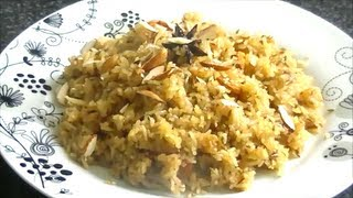 GUR WALEY CHAWAL ( JAGGERY RICE) *COOK WITH FAIZA*