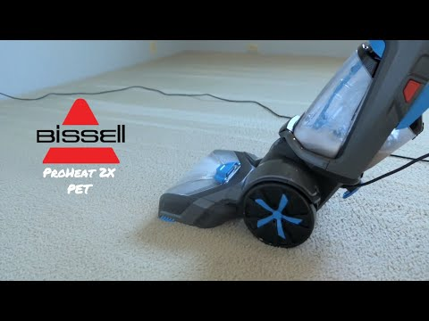 Bissell ProHeat 2X Revolution Pet - Carpet Cleaner Review