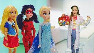 Сказочный Патруль и лучшая подружка спасают город. Будет исполнено: видео для девочек.
