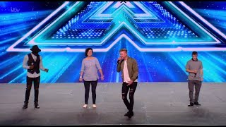 "Group 1 Takes On ""Let It Be"" But Will They Impress? Bootcamp Day 1 - The X Factor UK 2017"