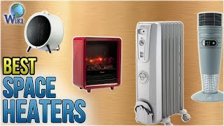10 Best Space Heaters 2018