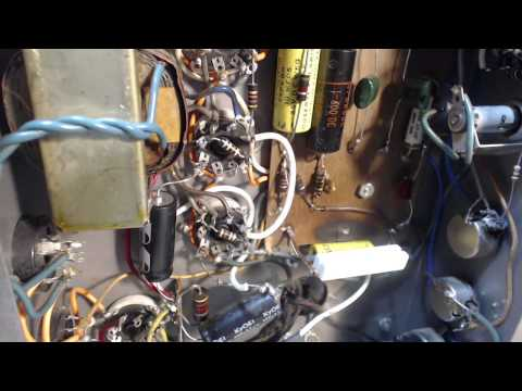 Vacuum Tube PA Amplifier Video #21 - New Output Tubes