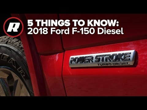 Ford F- Power Stroke Turbo Diesel:  things to know