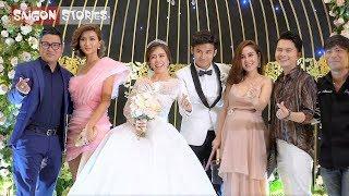 Toàn cảnh đám cưới Ngọc Ánh và Anh Tài: Thành Lộc, Huỳnh Đông, Dương Cẩm Lynh cùng dàn sao đổ bộ