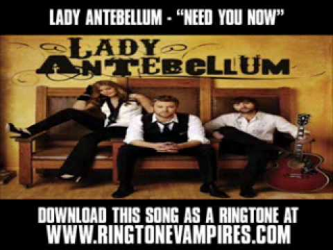 "Lady Antebellum - ""Need You Now 2010 Mix"" [ New Video + Lyrics + Download ]"