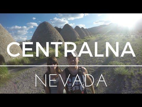 Nevada Centralna i zakończenie Highway 50