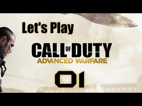 Primeiro gameplay de Call of Duty Advanced Warfare no PS4