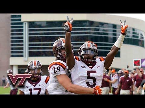 Cam Phillips: Virginia Tech Reception Record vs. East Carolina