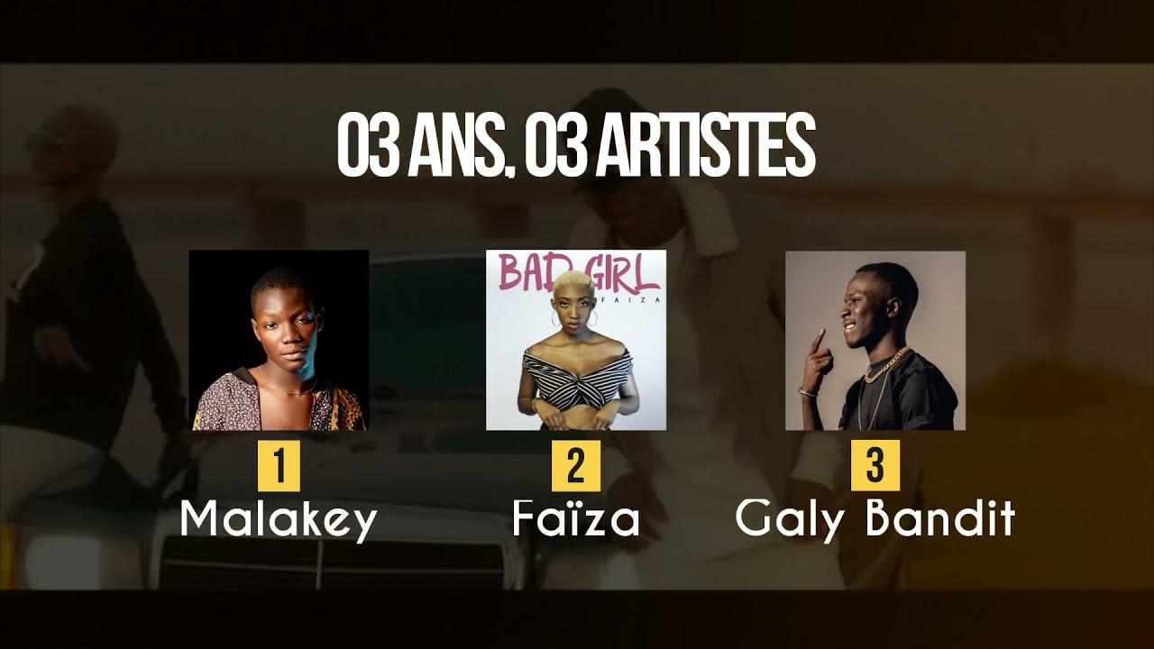 Djagueleya Music, 03 ans ça se fête 🎂 (Spot vidéo Français)