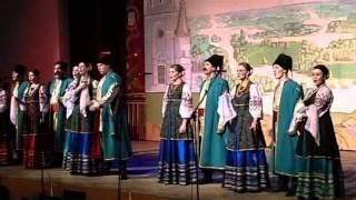 """Казачья застава. г.Пенза """"Поехал казак"""".flv"""