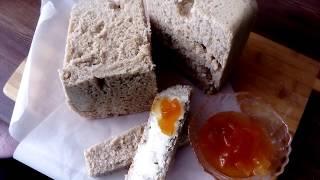 Отрубной хлеб! #Хлеб. Хлеб в хлебопечке moulinex! Полезный отрубной хлеб на завтрак! Готовим хлеб!