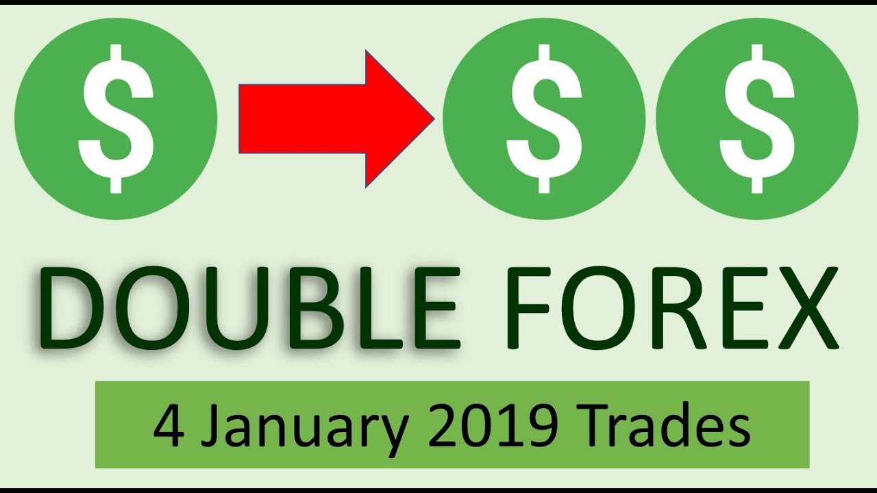 Forex double account every month