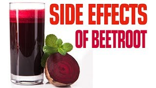 7 Side Effects Of Beetroot Juice Must Know Before Including It In Your Diet