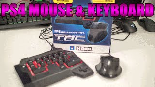 PS4 MOUSE & KEYBOARD | HORI TAC4 In-Depth Review(Info ▽ ********************** PS4 MOUSE & KEYBOARD | HORI TAC4 In-Depth Review HORI Tactical Assault Commander 4 In this video I review..., 2016-06-18T21:53:42.000Z)