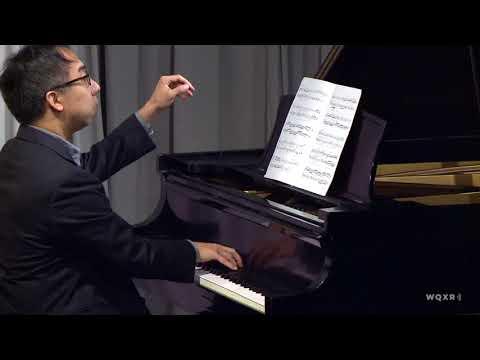 Midday Masterpieces: Joel Fan Plays Bernard Rands' Impromptu No. 3