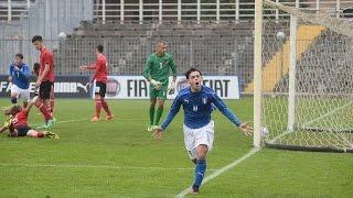 Gli Azzurrini debuttano con un successo nella prima fase di qualifi...