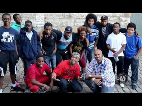 AmeriCorps VISTA helping mentor youth, St. Paul, Minnesota