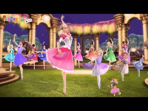 Barbie In The 12 Dancing Princesses | Full Movie Game | ZigZag Kids HD