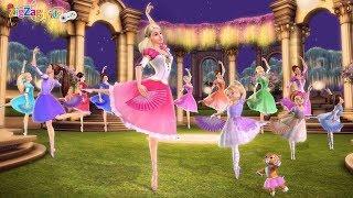 Barbie In The 12 Dancing Princesses | Full Movie Game | ZigZag Kids HD