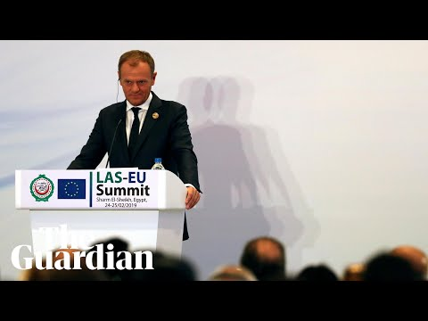 Donald Tusk: article 50 extension would be a 'rational solution'