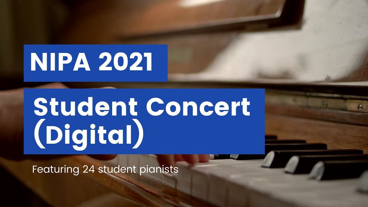 Nanyang International Piano Academy 2021
