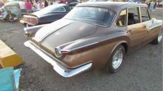 1962 Dodge Lanser - Woodward Dream Cruise 2012