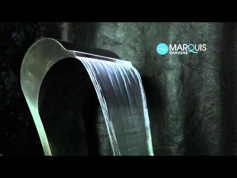 Cobra Stainless Steel Pool Water Feature
