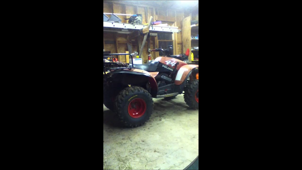 maxresdefault 1990 polaris trail boss 250 youtube