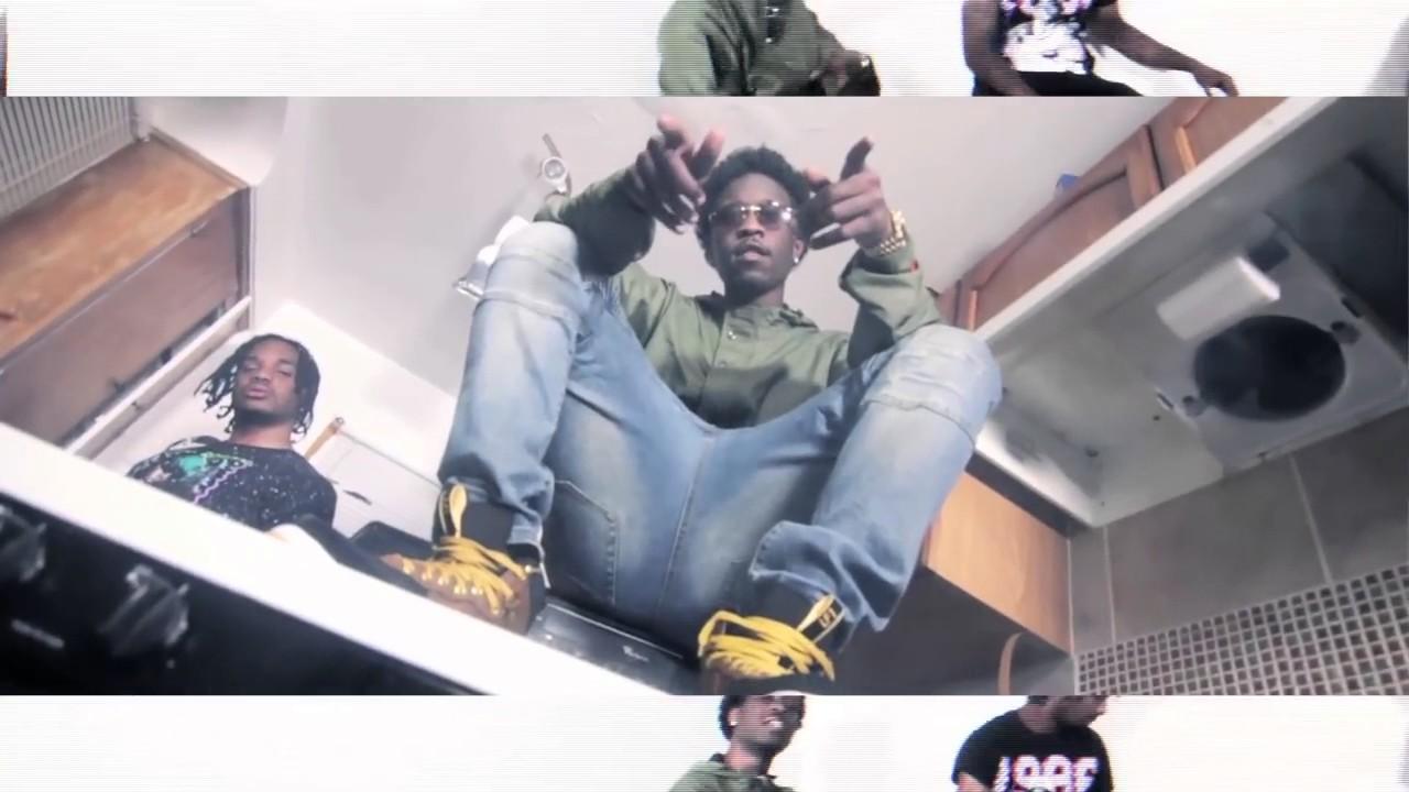 Allstar JR - Pill Dust (Official Music Video)
