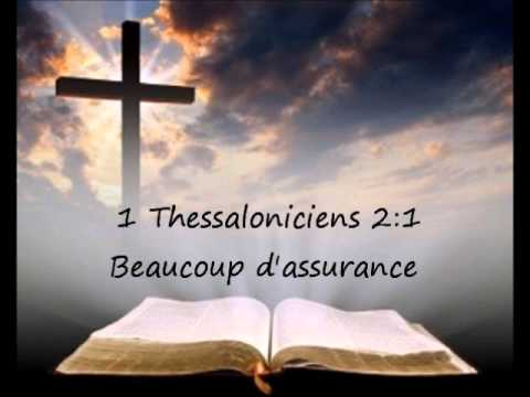 02_Beaucoup d'assurance 1Thess 2.1
