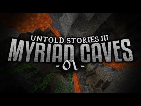 Myriad Caves - #01 - La Grotte du Novice