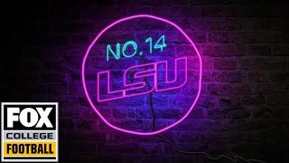 LSU Tigers come in at No. 14 in Joel Klatt