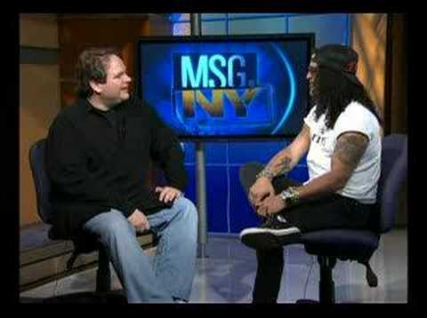 Eddie Trunk with Slash, part 2 (4/29)