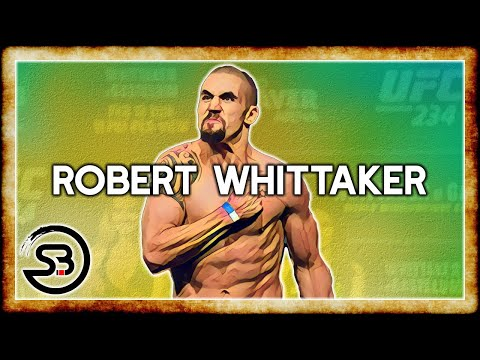 Robert Whittaker Takedown Defense & Anti-Wrestling - MMA Analysis