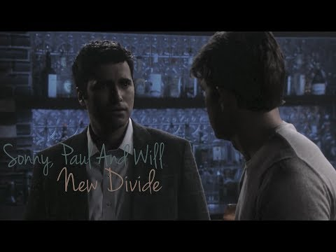 Sonny, Paul and Will - New Divide