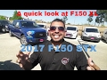 2017 Ford F150 XL with STX package video 1 of 5 FULL REVIEW and walk around