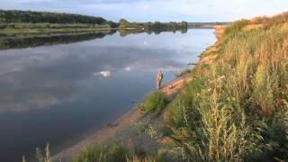 Рыбалка на Оке в августе 2015 года в Рязанской области(, 2015-09-06T13:58:05.000Z)
