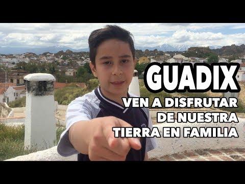 Guadix ¿ciudad o pueblo?, tú decides - ¡ Visita Guadix, te enamorará !