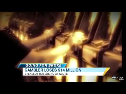 Gambler loses $14 Million